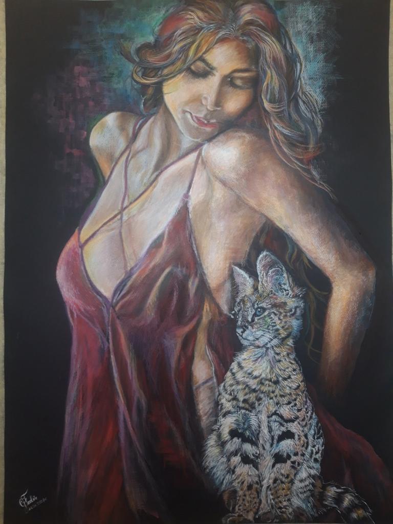 Questa immagine ha l'attributo alt vuoto; il nome del file è Two-pussycats-768x1024.jpg